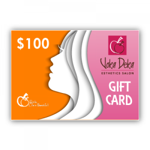 VokaDeka $100 Gift Card