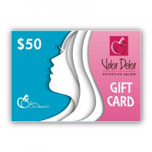 VokaDeka $50 Gift Card