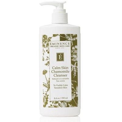 Calm Skin Chamomile Cleanser voka deka esthetics salon vancouver