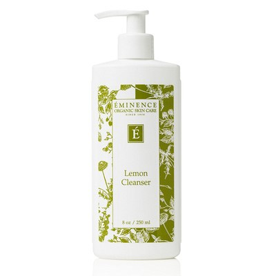 Lemon Cleanser voka deka esthetics salon vancouver
