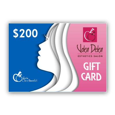 VokaDeka $200 Gift Card